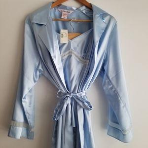 La Vie en Rose light blue pyjama